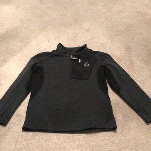 Gerry brand zip up sweatshirt